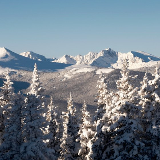 Romantic Ski Resorts in Colorado
