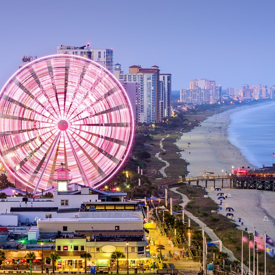 Myrtle Beach, South Carolina, Weather in September