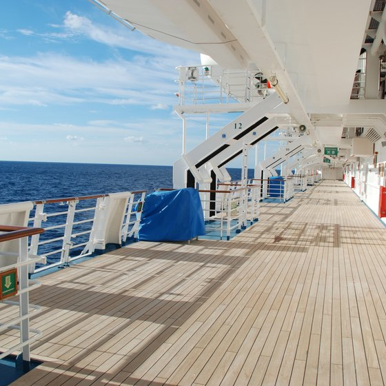 How to Be Safe on a Cruise Ship