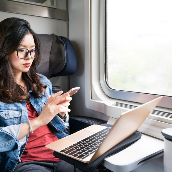 Advantages & Disadvantages of Train Travel
