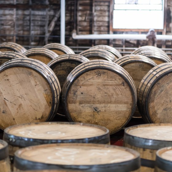 Tours of the Kentucky Bourbon Trail