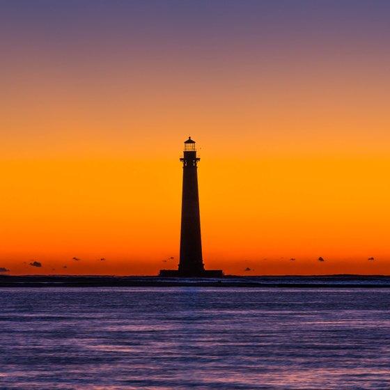 Lighthouse Tours Near Charleston, SC