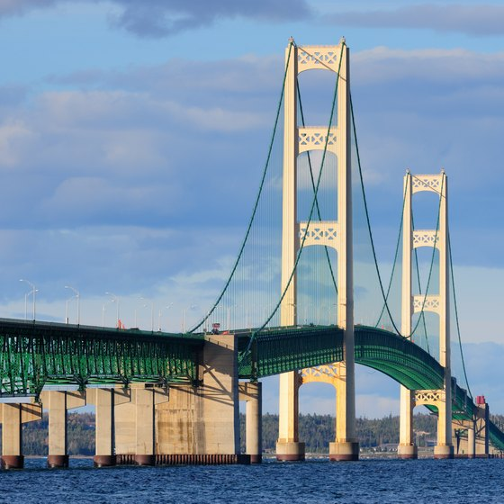 Mackinaw Bridge Facts