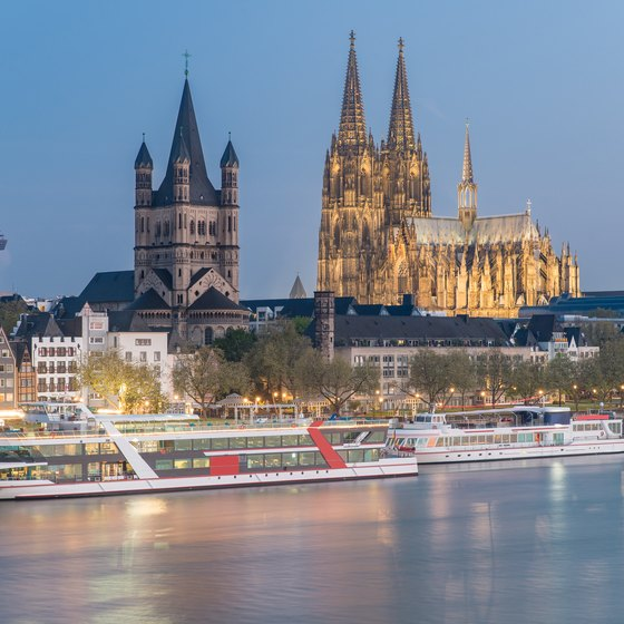 How to Cruise the Rhine River