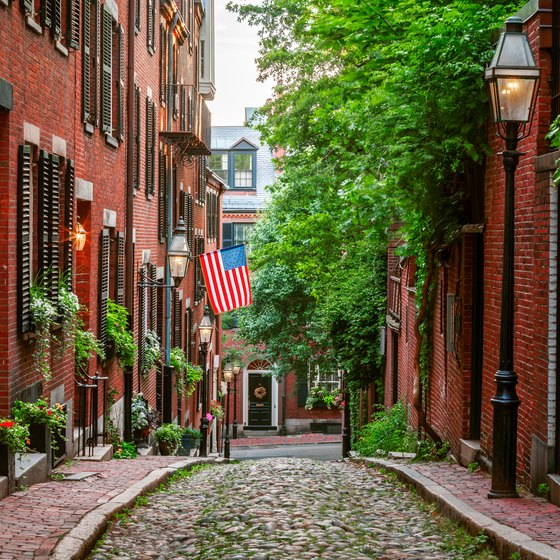 The Most Popular Places to Visit in Massachusetts
