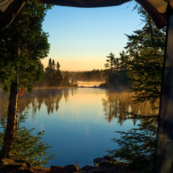 Free Campgrounds in Minnesota