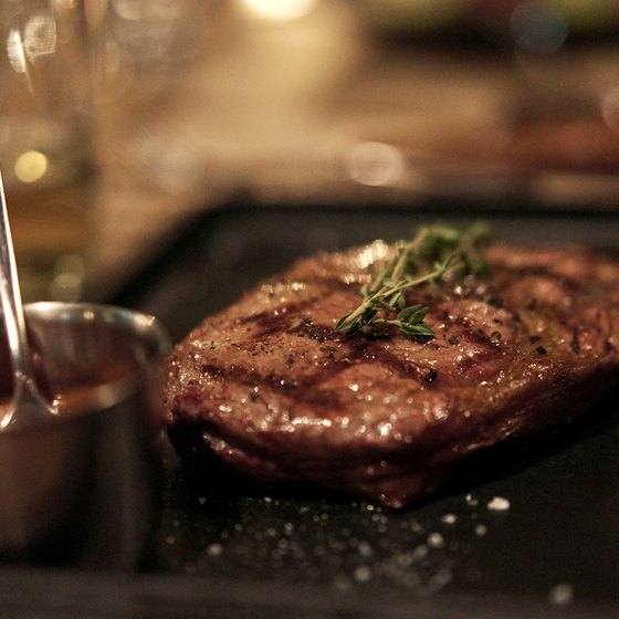 Famous Steakhouses in Maryland