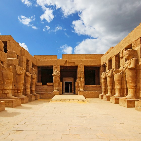 What are the Culture Traits for Egypt?