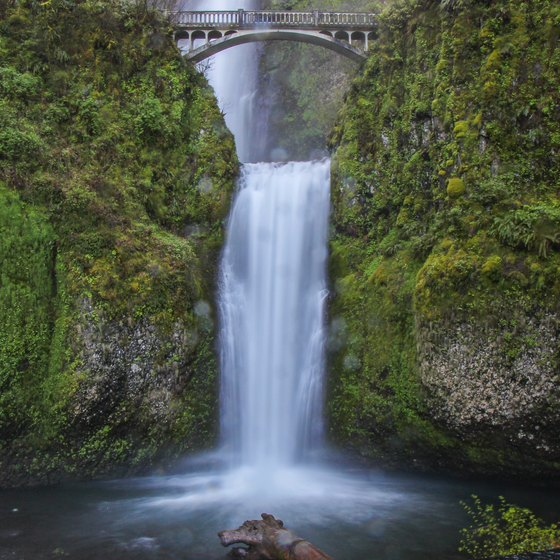 The Best Waterfalls Nearest Portland, Oregon