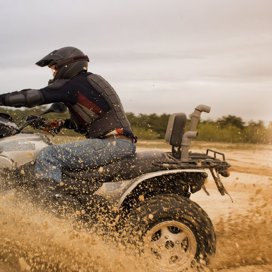 Side-By-Side ATV Trails in Wisconsin