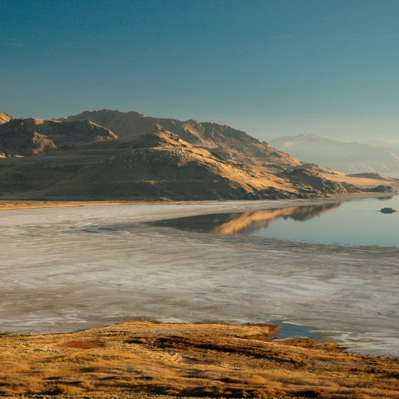 Shop Noir Gallery Bonneville Salt Flat Utah Desert