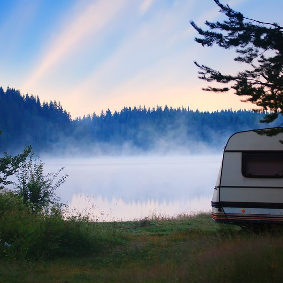 Tennessee RV Parks Near I-40