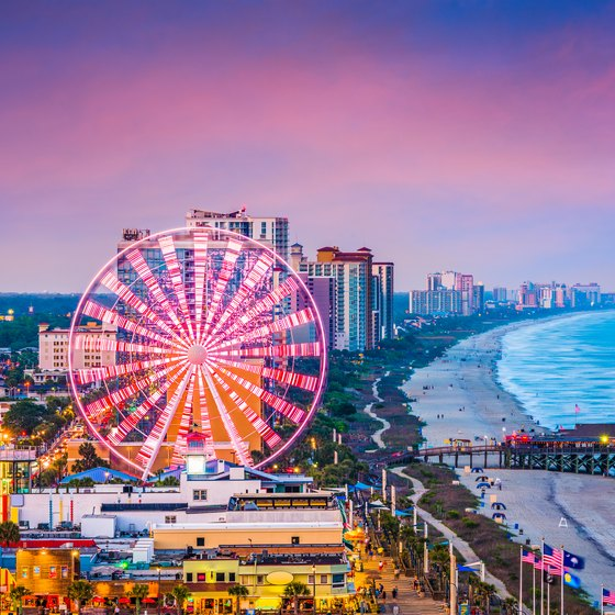 Virginia Beach Vs. Myrtle Beach Attractions