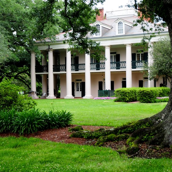Mississippi Plantation Tours