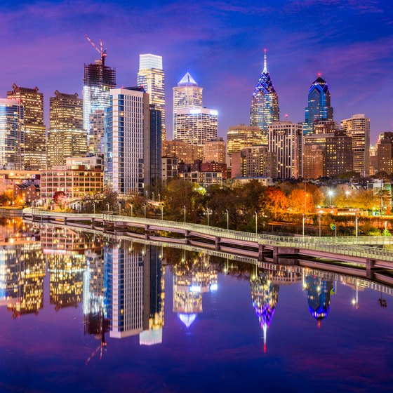 Free Things to Do in Philly at Night