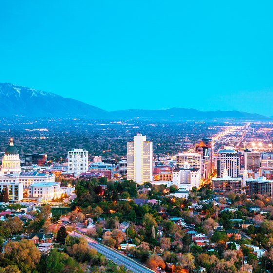 Beaches in Salt Lake City, Utah