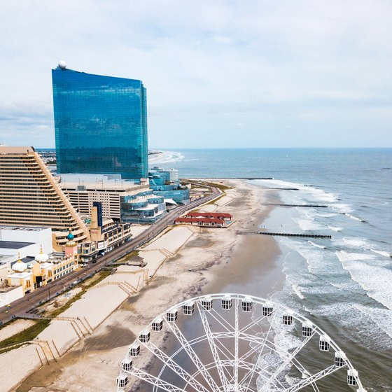 Things for Kids to Do in the Atlantic City, NJ Area During the Winter
