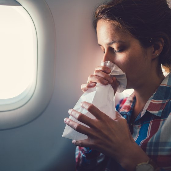 Air Travel With a Head Cold
