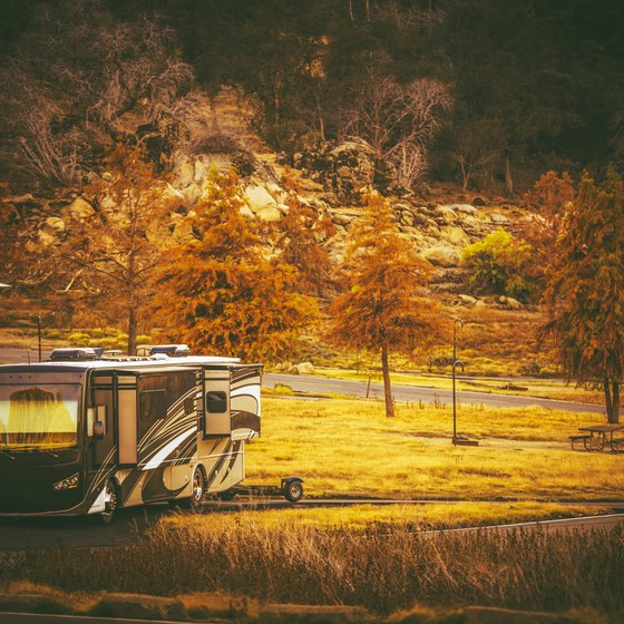 Year Round RV Parks Near Sevierville, Tennessee