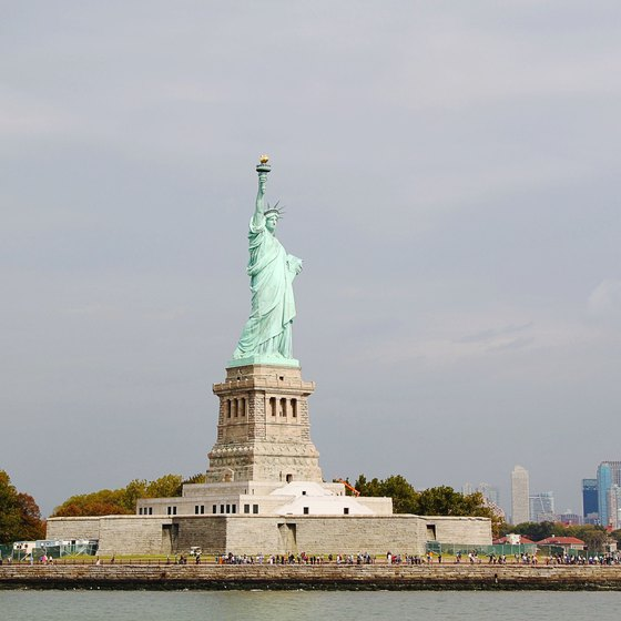 Things to Do at the Statue of Liberty