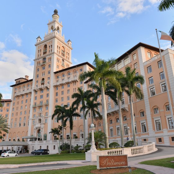 Historic Hotels In Miami