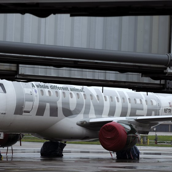 The History of Frontier Airlines