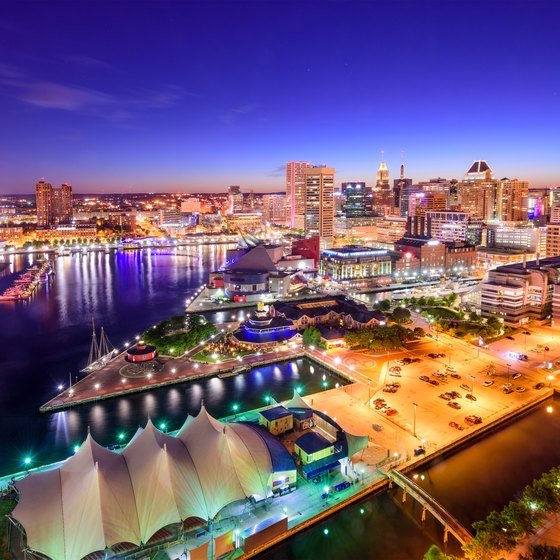 Baltimore Hotels With Transportation to the Cruise Terminal