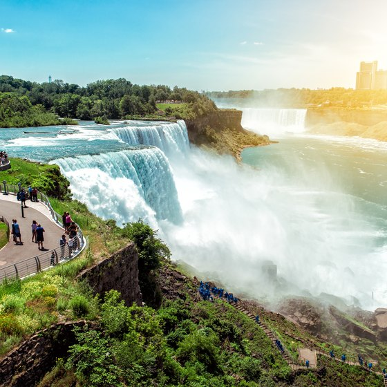Planning a Niagara Falls Vacation