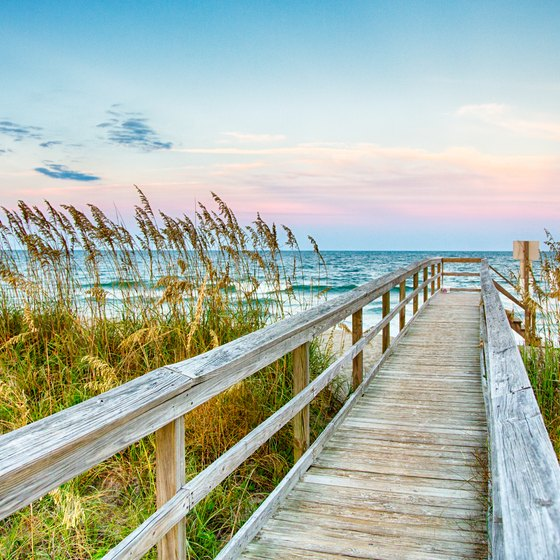 Tourism in the Coastal Plains of North Carolina