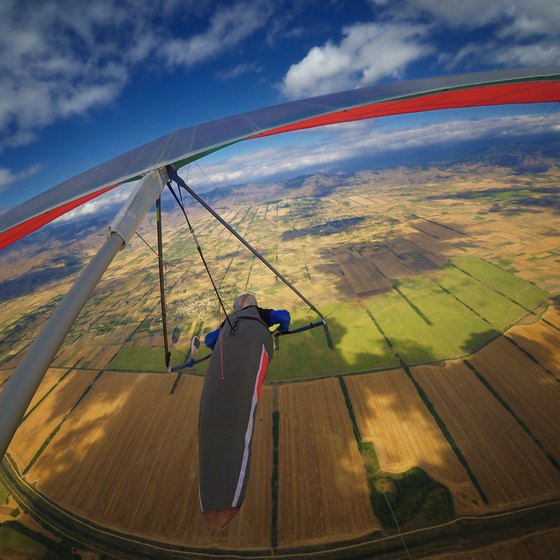Hang Gliding Sites in Michigan