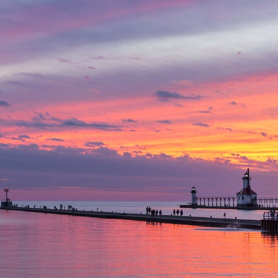 Tourism in St. Joseph, Michigan