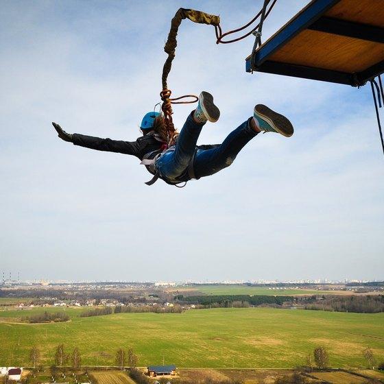 Park Vienna Va: Bungee Jumping Nearest To Vienna, VA