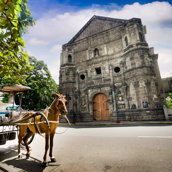 The Top Five Most Visited Tourist Attractions in the Philippines