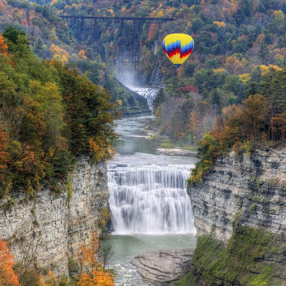 Letchworth State Park Fall Craft Show
