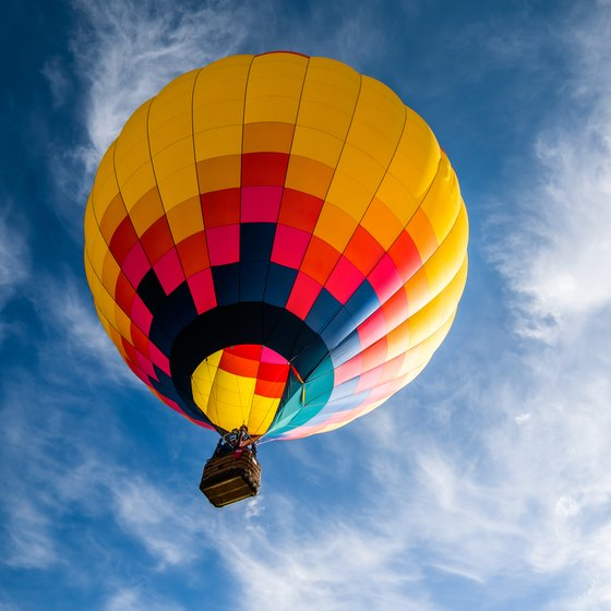 Balloon Festivals in Michigan