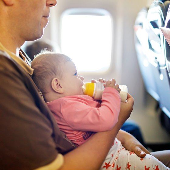 Air Travel Rules for Infants