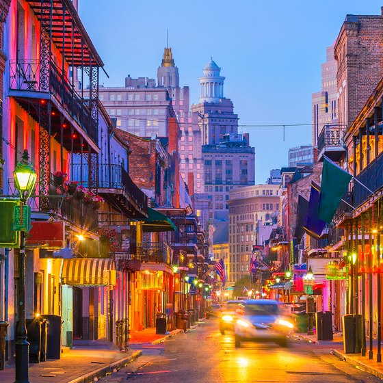 All Inclusive Hotel Packages In New Orleans