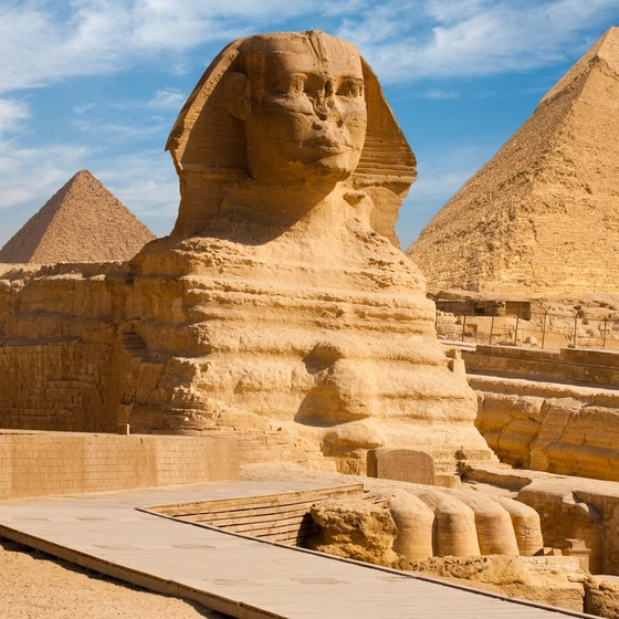 The Cultural Significance of an Egyptian Pyramid