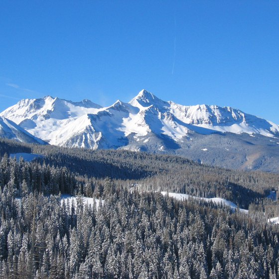 Places of Interest in the Rocky Mountains