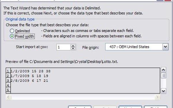 Cómo crear una hoja de cálculo de la lotería en Excel   Techlandia