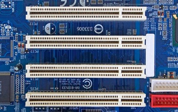 Resultado de imagen para imagen de ranuras PCI