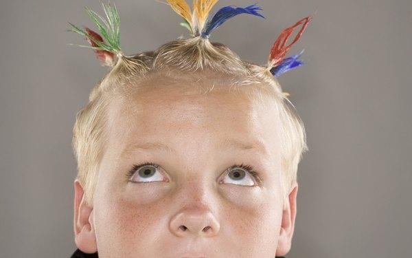 Peinados Para El Dia De Peinados Locos En La Escuela Techlandia