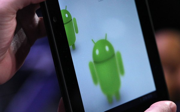 El Mobile myTouch corre con software Android.