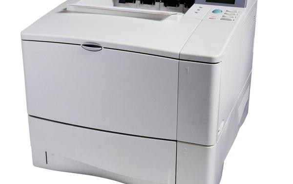 Cómo funciona una impresora LED?   Techlandia