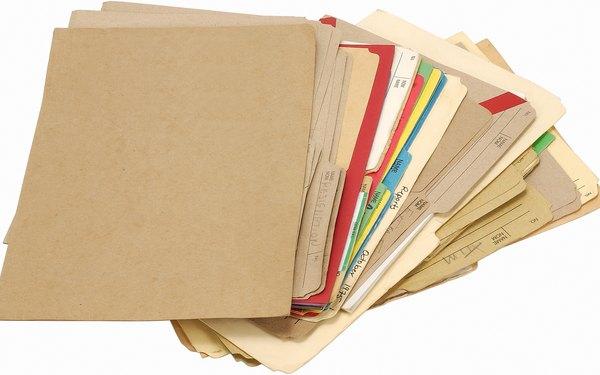 C mo hacer etiquetas para carpetas de archivo en microsoft for Carpetas para oficina