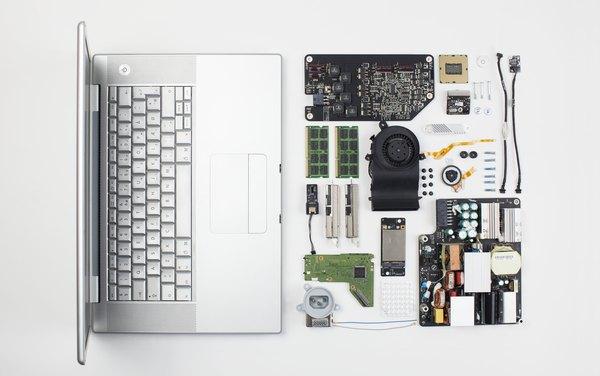 Diferentes Partes De Una Computadora Y Sus Funciones