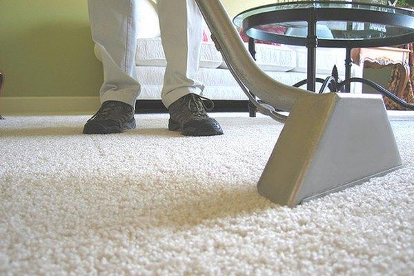 Un negocio de limpieza de alfombras puede ser lucrativo.