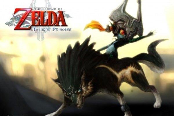 La Leyenda de Zelda: Princesa del crepúsculo.