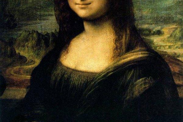La Gioconda. Leonardo Da Vinci