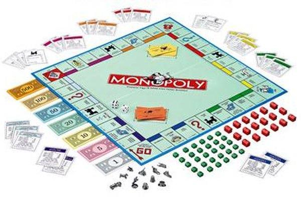 Tablero de Monopoly